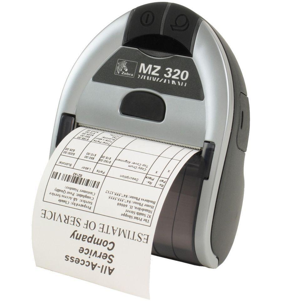 iMZ320™ Mobile Printer | Schmidt Singapore